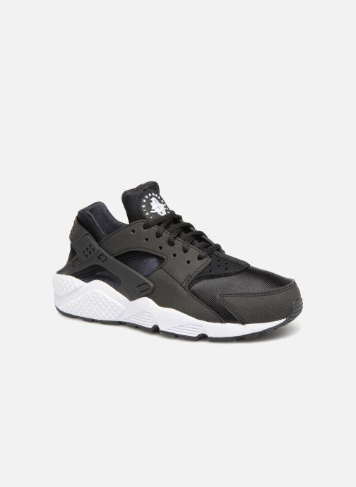 Sneakers Nike Wmns Air Huarache Run Sort detaljeret billede af skoene