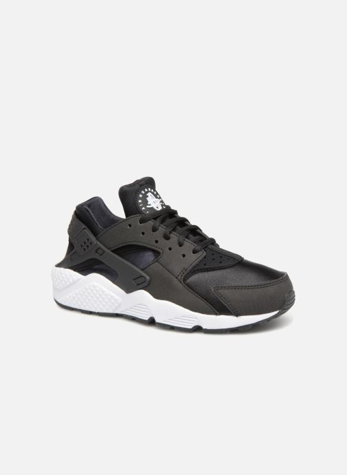 Trainers Nike Wmns Air Huarache Run Black detailed view/ Pair view