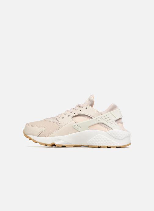 Sneakers Nike Wmns Air Huarache Run Roze voorkant