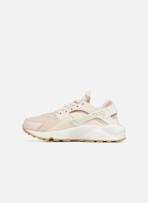 Sneakers Nike Wmns Air Huarache Run Roze voorkant
