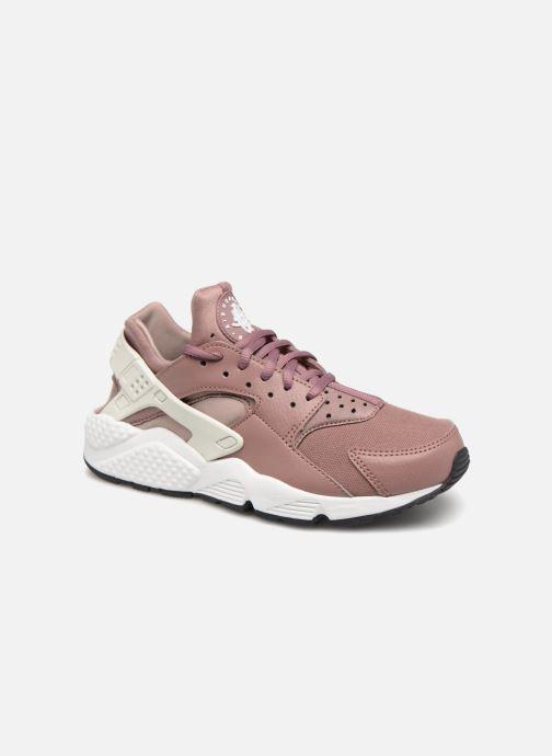 Sneakers Nike Wmns Air Huarache Run Paars detail