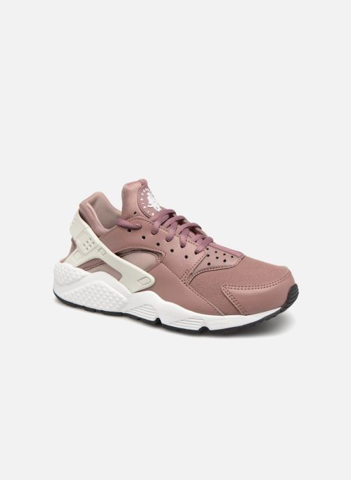 Sneakers Nike Wmns Air Huarache Run Lila detaljerad bild på paret
