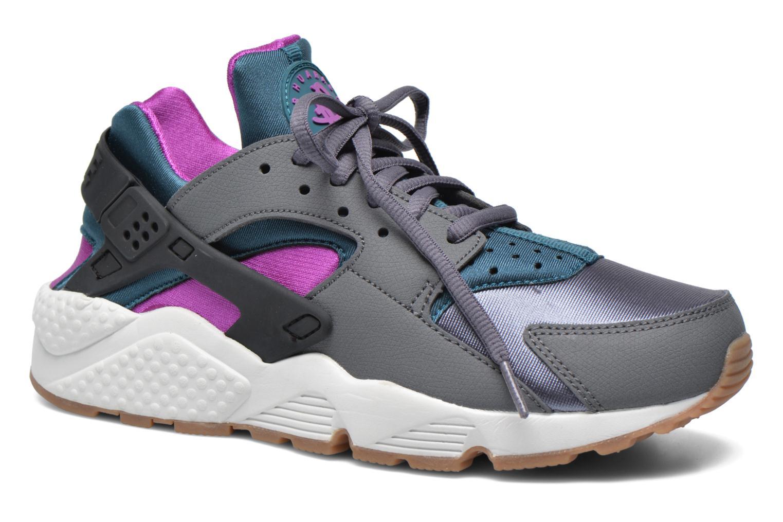 Sneakers Nike Wmns Air Huarache Run Grijs detail