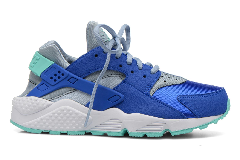 Baskets Nike Wmns Air Huarache Run Bleu vue derrière