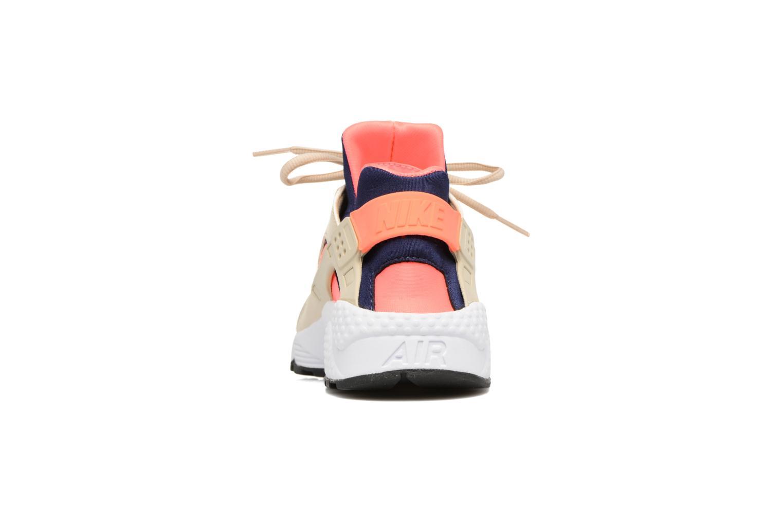 Baskets Nike Wmns Air Huarache Run Beige vue droite