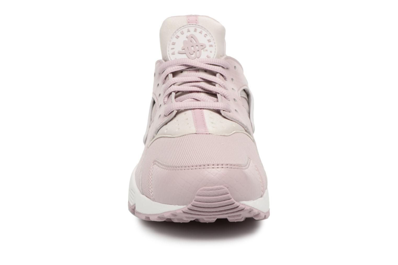 Sneaker Nike Wmns Air Huarache Run rosa schuhe getragen