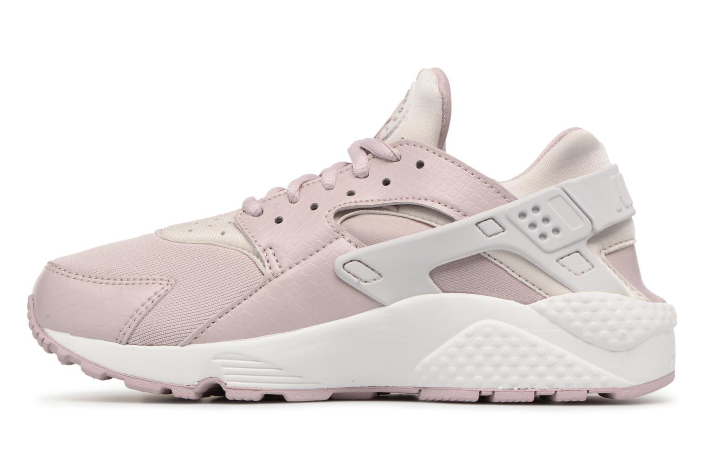 Sneaker Nike Wmns Air Huarache Run rosa ansicht von vorne