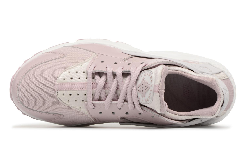 Sneaker Nike Wmns Air Huarache Run rosa ansicht von links