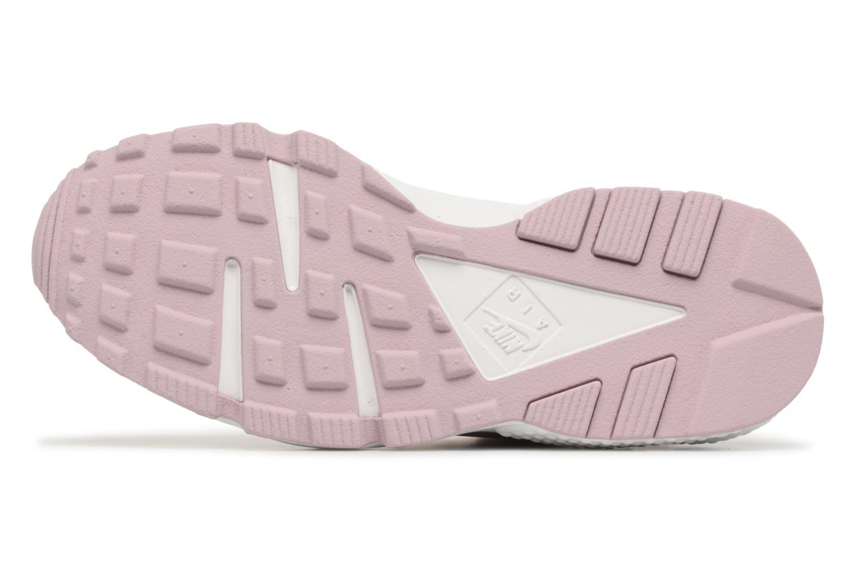 Sneaker Nike Wmns Air Huarache Run rosa ansicht von oben