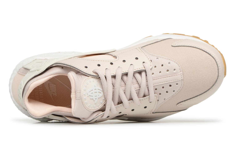 Deportivas Nike Wmns Air Huarache Run Rosa vista lateral izquierda