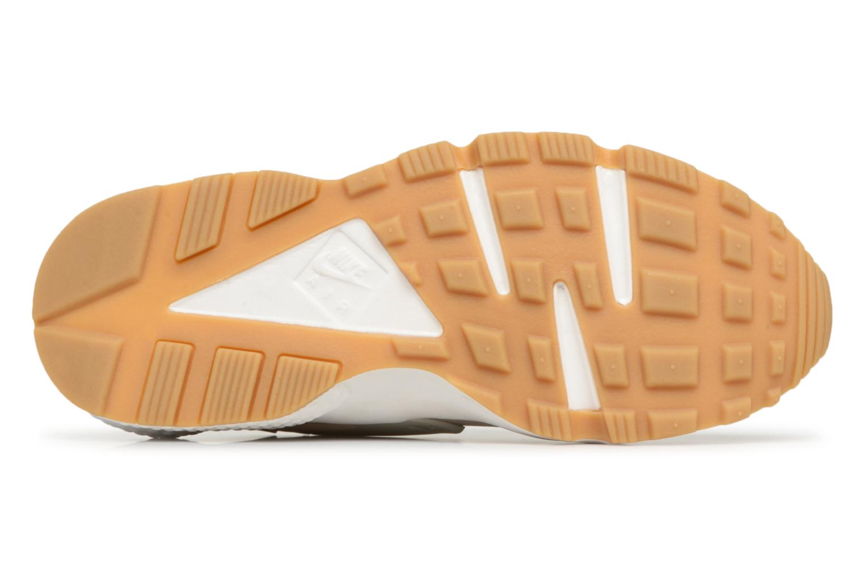 Deportivas Nike Wmns Air Huarache Run Rosa vista de arriba
