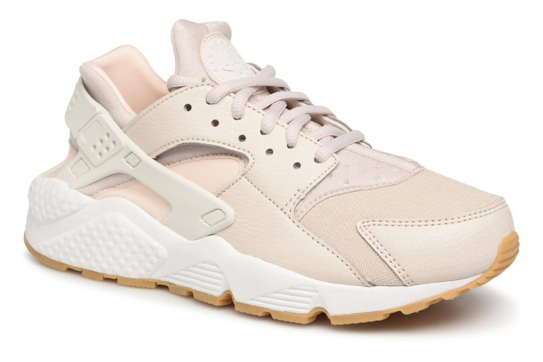 Sneakers Nike Wmns Air Huarache Run Rosa detaljerad bild på paret