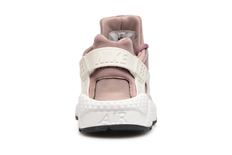 Baskets Nike Wmns Air Huarache Run Violet vue droite