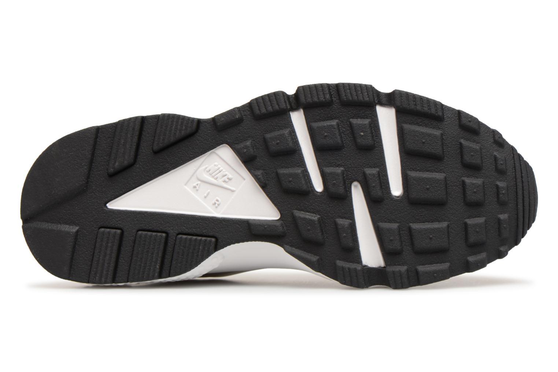 Baskets Nike Wmns Air Huarache Run Violet vue haut