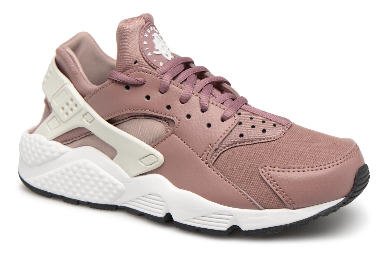 Baskets Nike Wmns Air Huarache Run Violet vue détail/paire