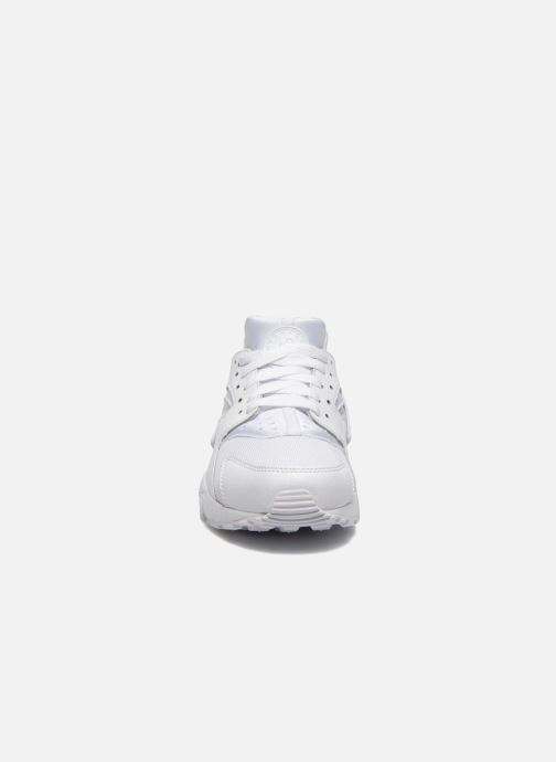 Deportivas Nike Nike Huarache Run (Gs) Blanco vista del modelo