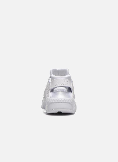 Sneaker Nike Nike Huarache Run (Gs) weiß ansicht von rechts