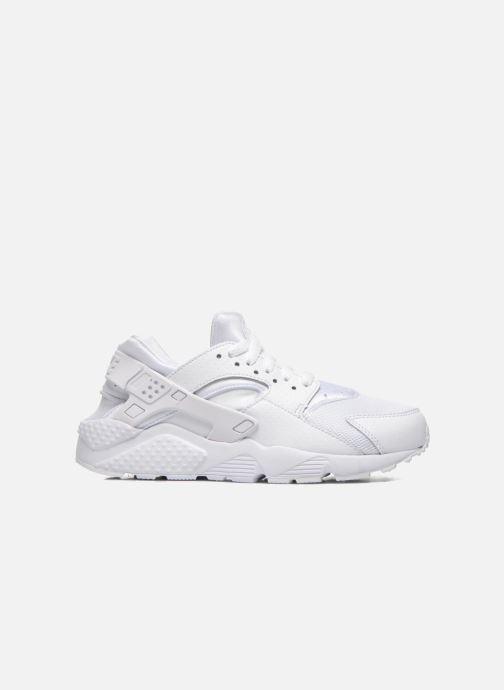 online retailer 5e40e ed039 Baskets Nike Nike Huarache Run (Gs) Blanc vue derrière