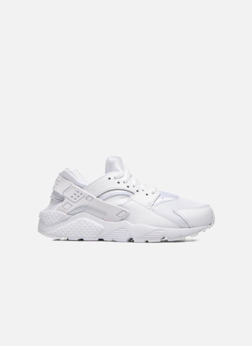 Sneaker Nike Nike Huarache Run (Gs) weiß ansicht von hinten