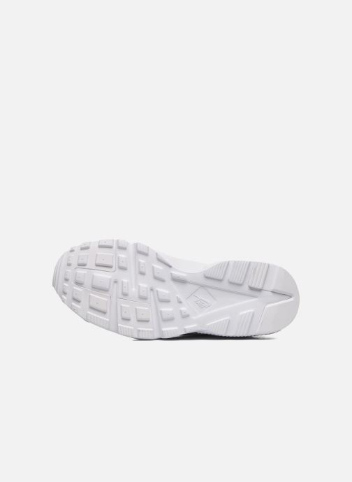 Baskets Nike Nike Huarache Run (Gs) Blanc vue haut