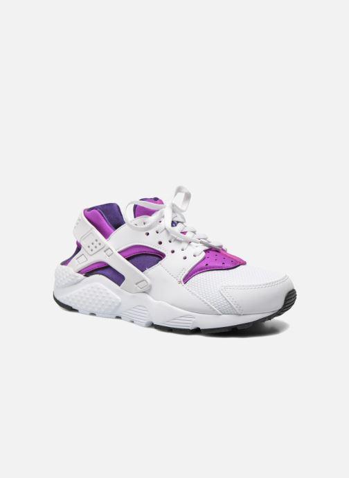 low priced f4225 62658 Sneakers Nike Nike Huarache Run (Gs) Vit detaljerad bild på paret