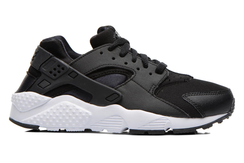 Trainers Nike Nike Huarache Run (Gs) Black back view
