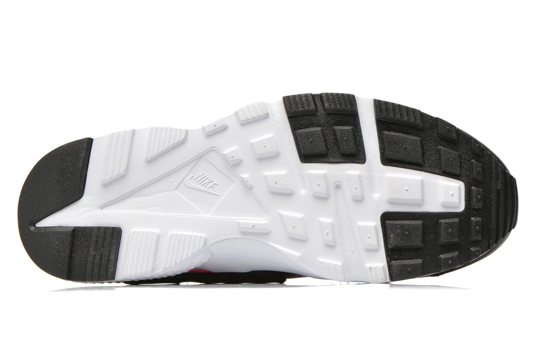 Baskets Nike Nike Huarache Run (Gs) Noir vue haut