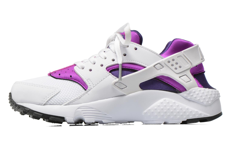 Trainers Nike Nike Huarache Run (Gs) White front view