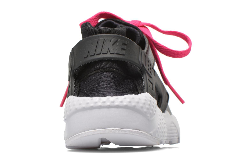 Sneakers Nike Nike Huarache Run (Gs) Zwart rechts
