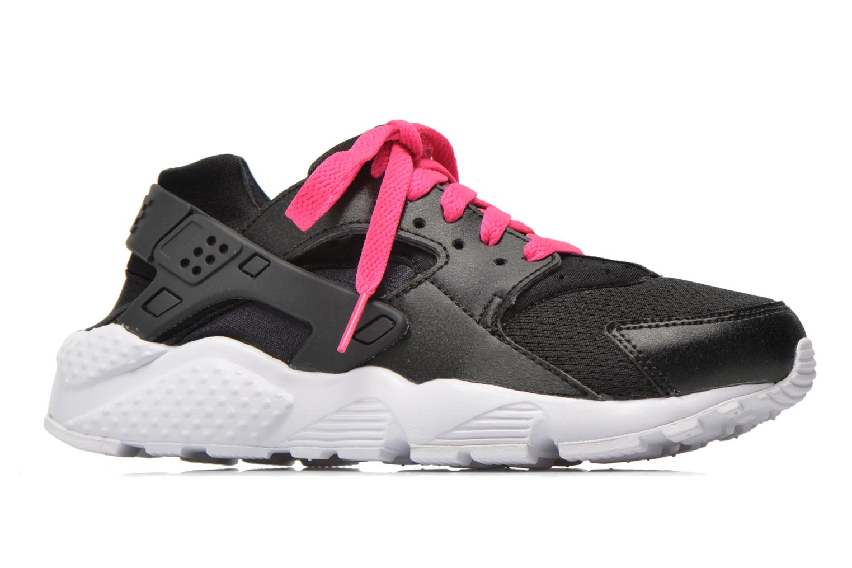 Sneakers Nike Nike Huarache Run (Gs) Zwart achterkant