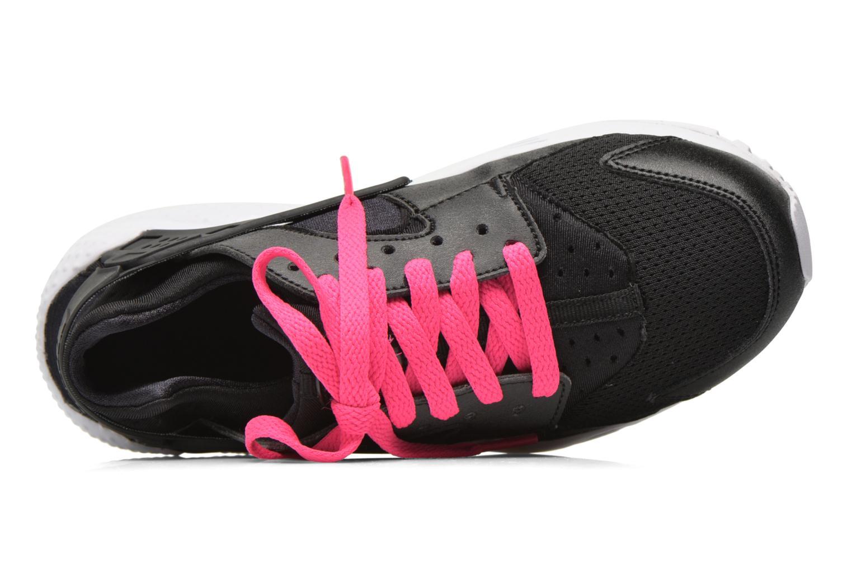 Sneakers Nike Nike Huarache Run (Gs) Zwart links
