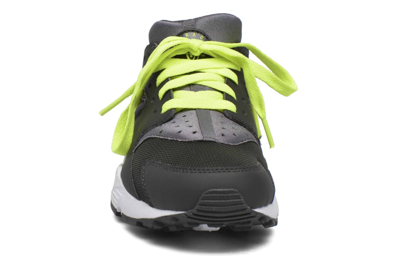 Trainers Nike Nike Huarache Run (Gs) Black model view
