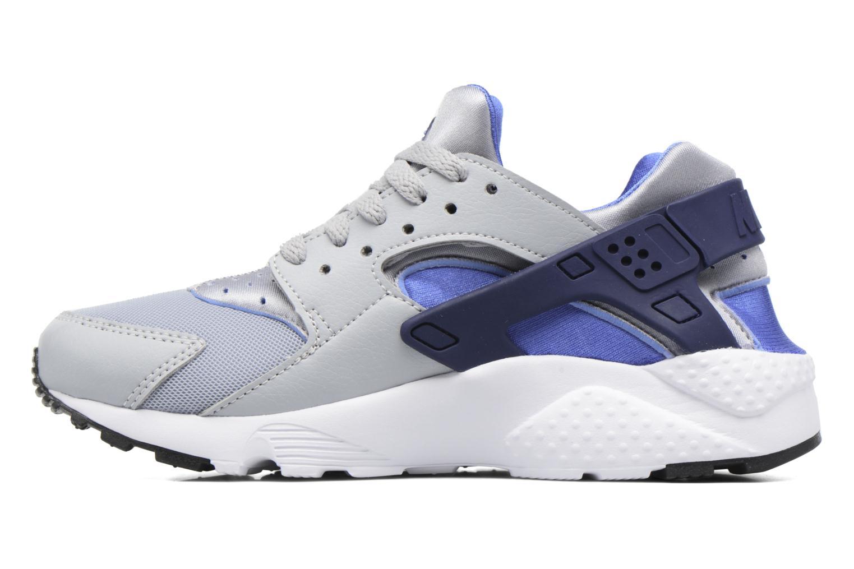 Sneaker Nike Nike Huarache Run (Gs) grau ansicht von vorne