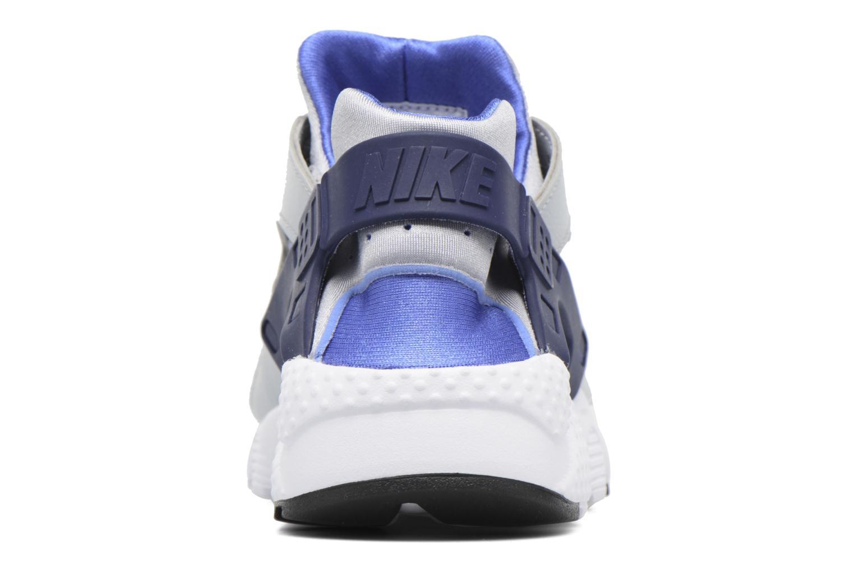 Sneaker Nike Nike Huarache Run (Gs) grau ansicht von rechts