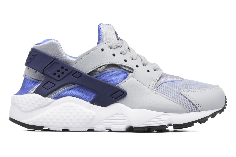 Sneaker Nike Nike Huarache Run (Gs) grau ansicht von hinten