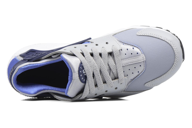 Sneaker Nike Nike Huarache Run (Gs) grau ansicht von links