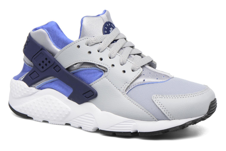 Sneaker Nike Nike Huarache Run (Gs) grau detaillierte ansicht/modell