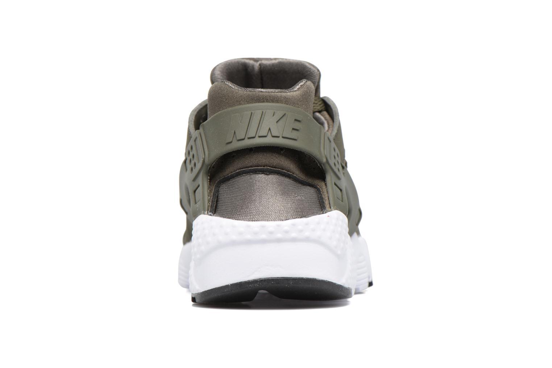 Baskets Nike Nike Huarache Run (Gs) Vert vue droite