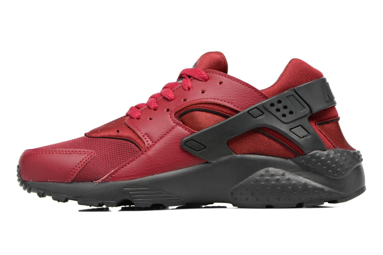 Sneakers Nike Nike Huarache Run (Gs) Bordeaux voorkant
