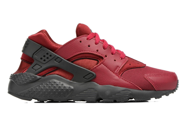 Sneakers Nike Nike Huarache Run (Gs) Bordeaux achterkant