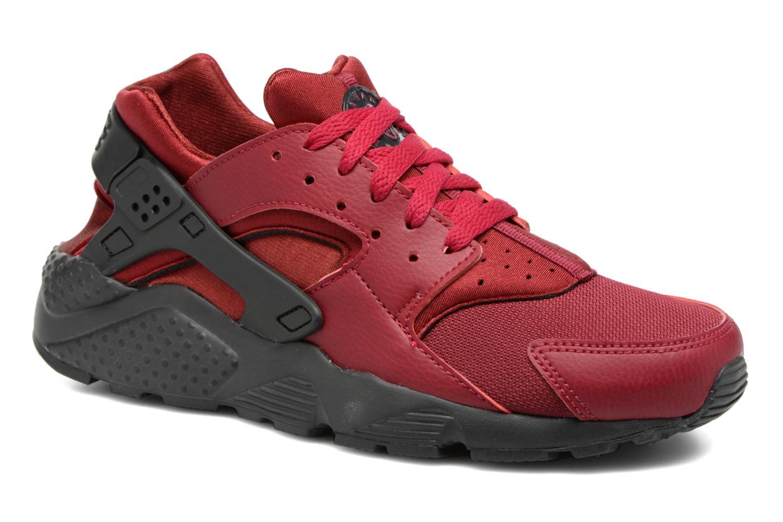 Sneakers Nike Nike Huarache Run (Gs) Bordeaux detail