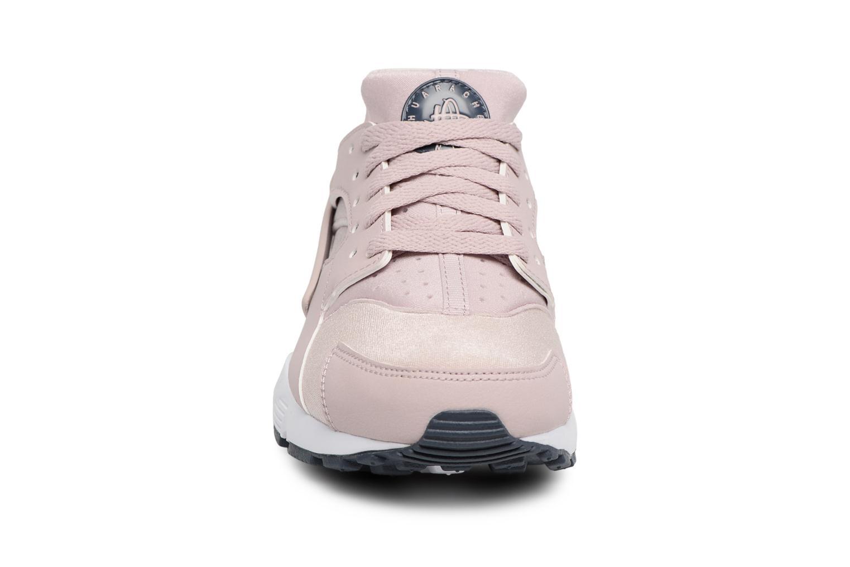 Sneaker Nike Nike Huarache Run (Gs) rosa schuhe getragen