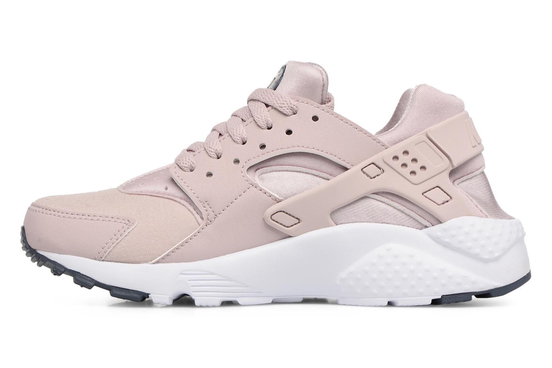 Sneaker Nike Nike Huarache Run (Gs) rosa ansicht von vorne