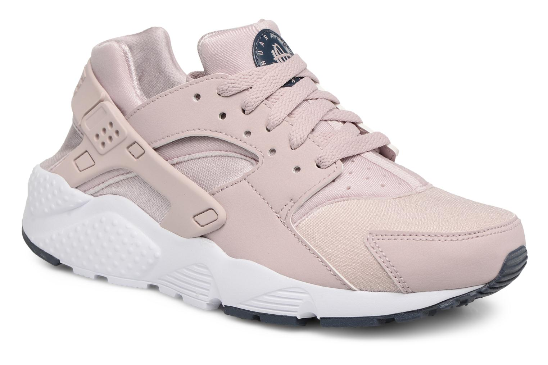 Sneaker Nike Nike Huarache Run (Gs) rosa detaillierte ansicht/modell