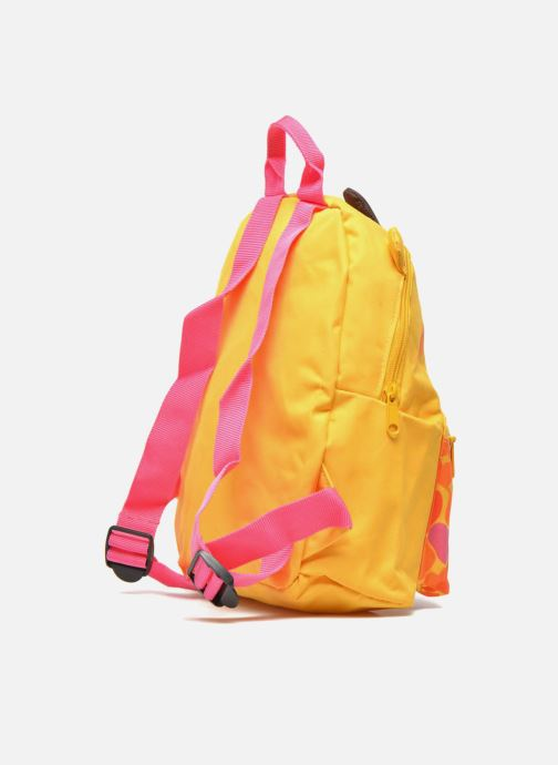School bags Kid's Sac à dos Girafe Yellow view from the right