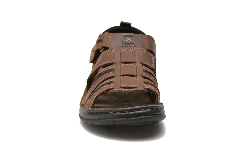 Sandaler Roadsign Garibou Brun se skoene på