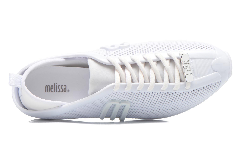 Sneakers Melissa MELISSA LOVE SYSTEM NOW AD Vit bild från vänster sidan