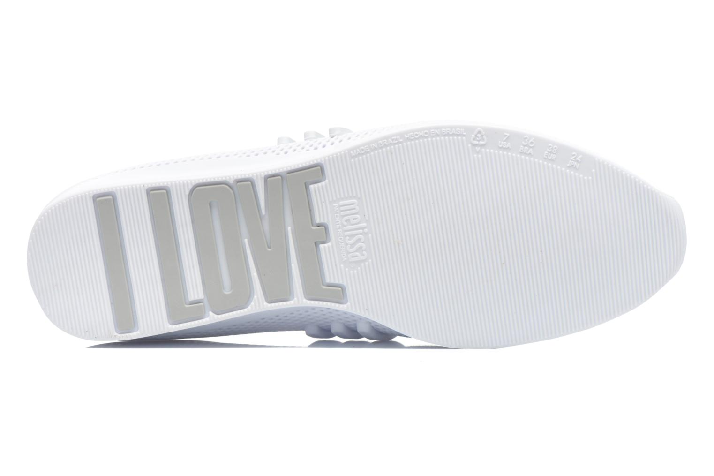 Sneakers Melissa MELISSA LOVE SYSTEM NOW AD Vit bild från ovan