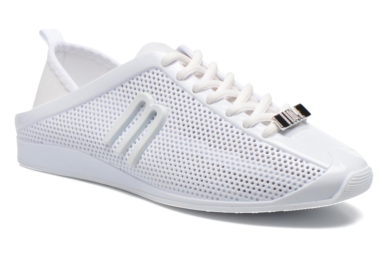 Sneakers Melissa MELISSA LOVE SYSTEM NOW AD Vit detaljerad bild på paret