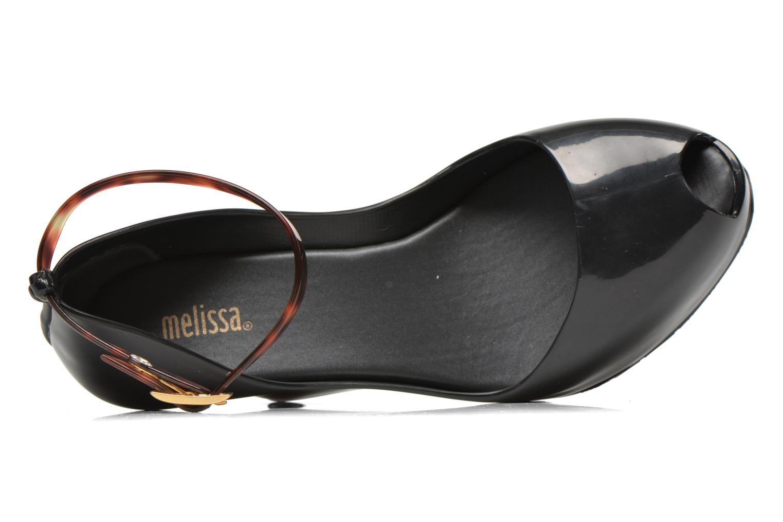Sandales et nu-pieds Melissa MELISSA PATCHULI X AD Noir vue gauche